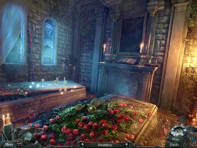 Game screenshot 3 Nightmares from the Deep: The Cursed Heart Collector's Edition