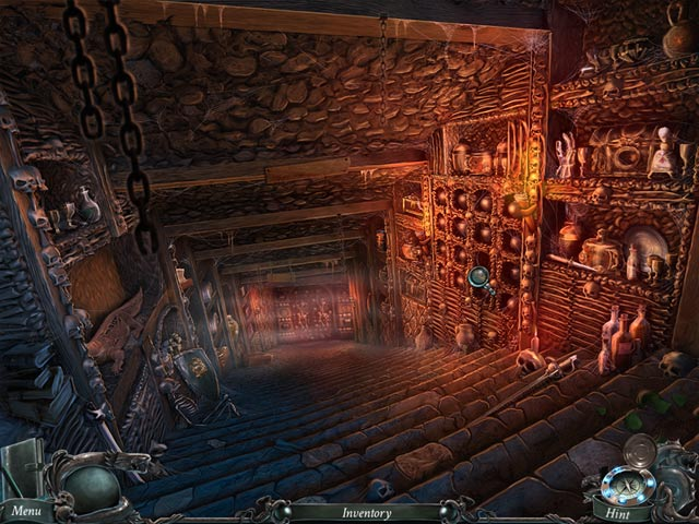 Nightmares from the Deep: The Cursed Heart &#8211; Mac Screenshot-2
