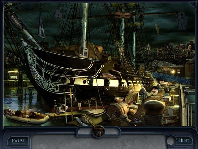 Game screenshot 3 Nocturnal: Boston Nightfall