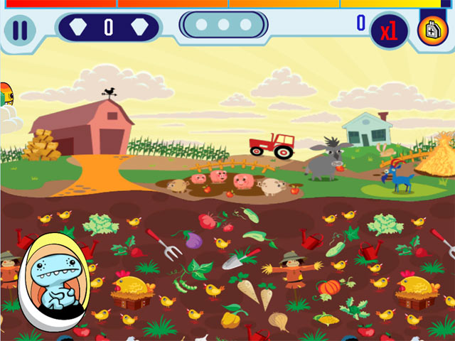 Game screenshot 1 Nog's Gem Quest