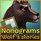 Nonograms: Wolf's Stories game