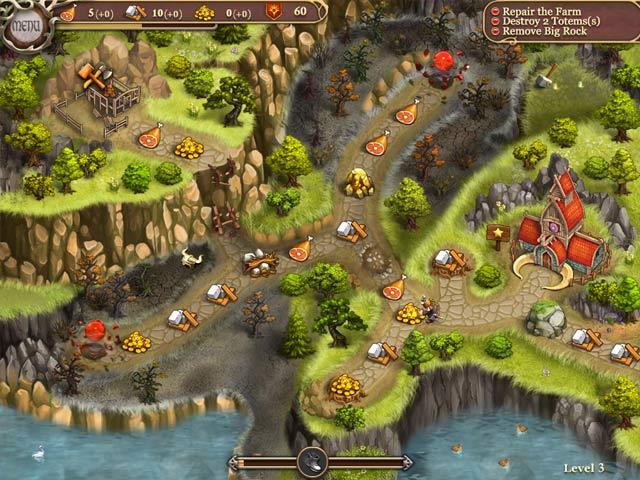 Game screenshot 1 Northern Tale 3