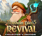 Feature screenshot game Northern Tales 5: Revival Collector's Edition