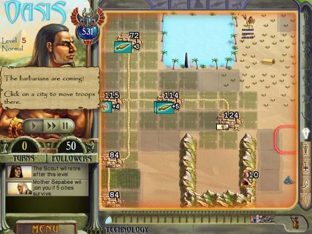 Spiele Screenshot 1 Oasis