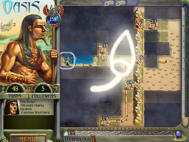 Spiele Screenshot 2 Oasis
