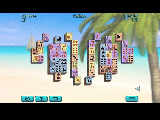 Ocean Mahjong img