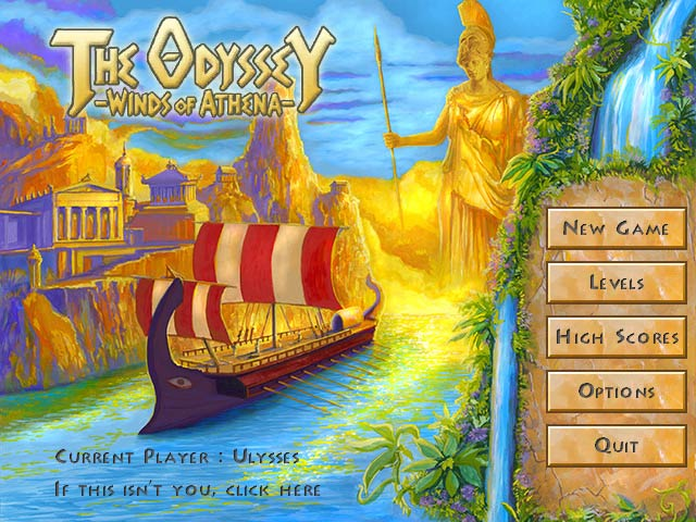 Game screenshot 3 The Odyssey - Winds of Athena