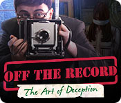 Feature screenshot game Off the Record: The Art of Deception