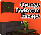 Feature screenshot game Orange Bedroom Escape