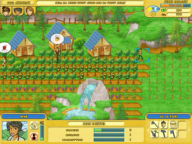 Game screenshot 2 Orchard