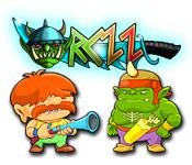 Feature screenshot game Orczz