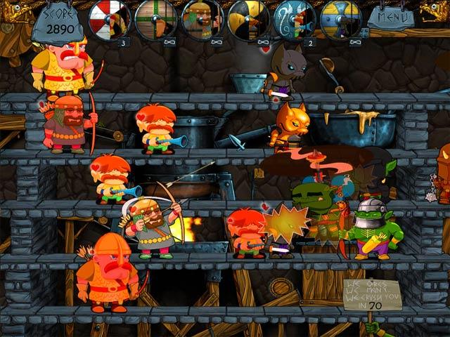 Game screenshot 2 Orczz