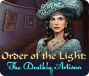 Feature screenshot game Order of the Light: The Deathly Artisan