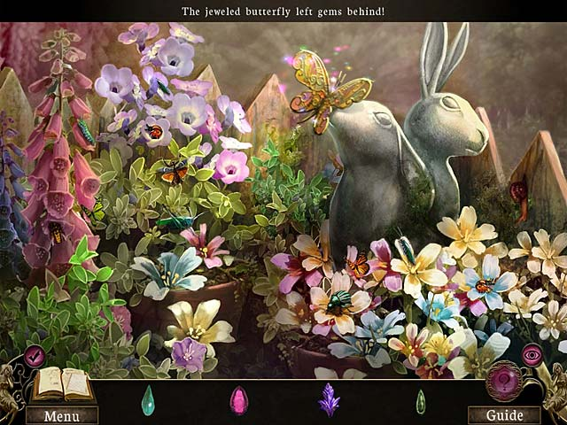 Otherworld: Spring of Shadows Collector's Edition screen