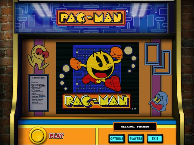 Pac-Man Screenshot-1