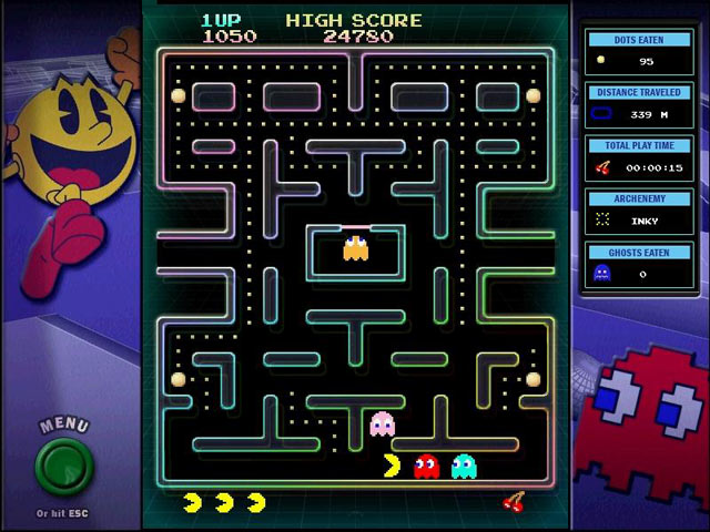 Pac-Man Screenshot-2