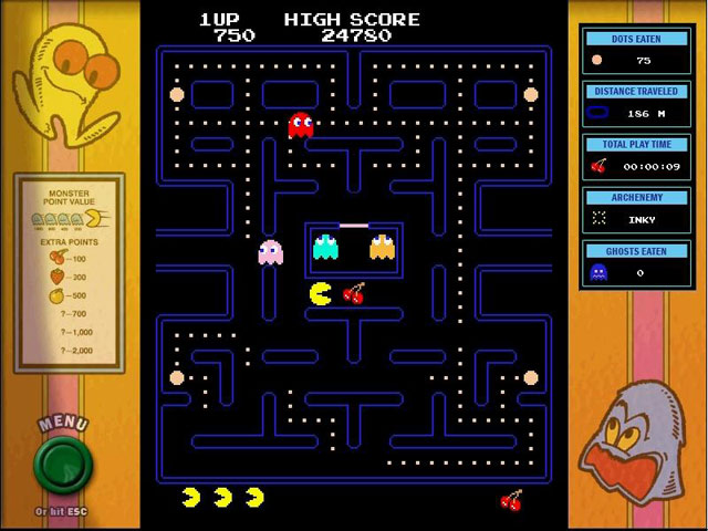 Pac-Man Screenshot-3