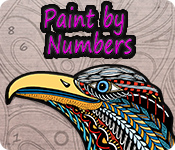 Feature screenshot game Paint By Numbers