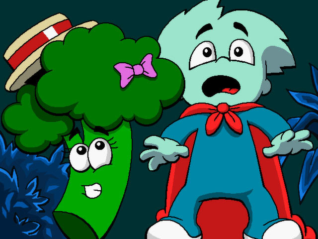 Pajama Sam 3 You Are What You Eat From Your Head To Your Feet Gt Ipad Iphone Android Mac Amp Pc