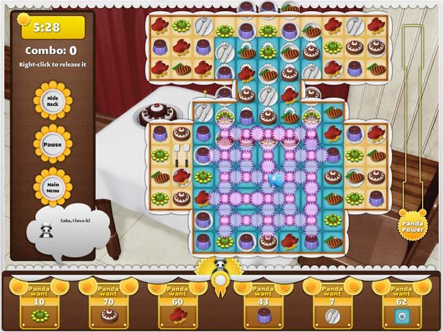 Game screenshot 2 Panda Gourmet