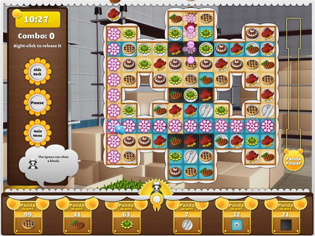 Game screenshot 3 Panda Gourmet