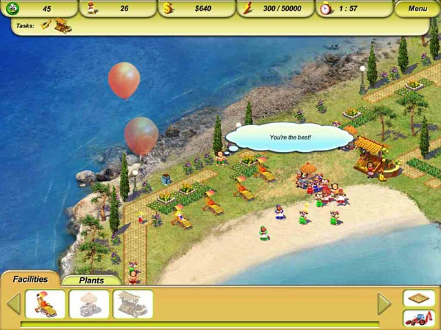 Game screenshot 3 Paradise Beach 2: Around the World
