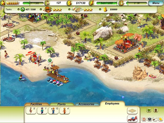 Game screenshot 2 Paradise Beach