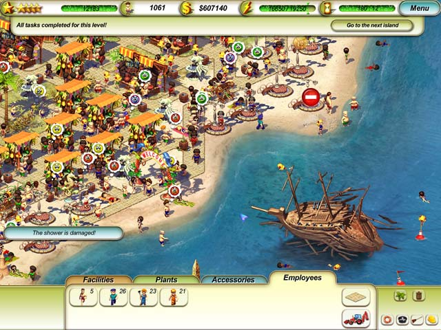 Game screenshot 3 Paradise Beach