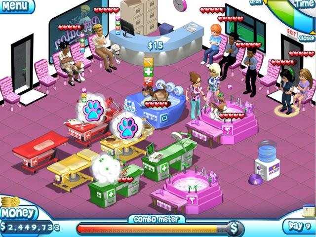 Game screenshot 1 Paradise Pet Salon