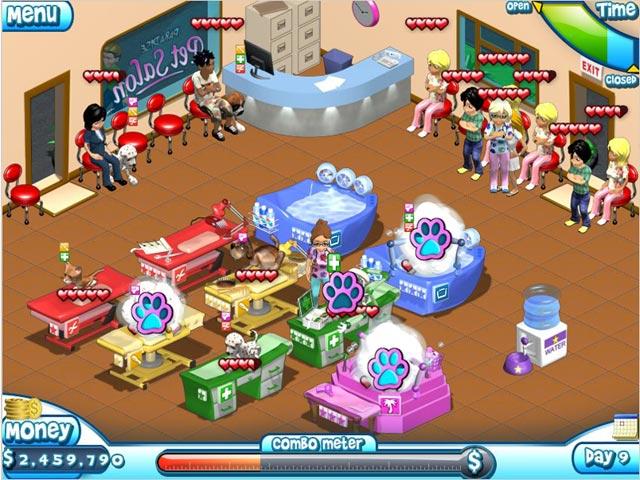 Game screenshot 2 Paradise Pet Salon