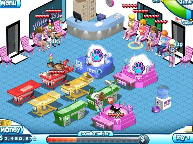 Game screenshot 3 Paradise Pet Salon
