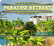 Feature screenshot game Paradise Retreat