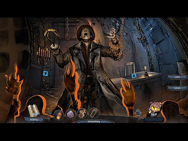 Game screenshot 3 Paranormal Files: The Hook Man's Legend