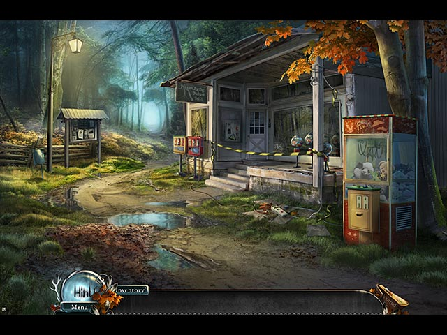 Game screenshot 2 Paranormal State: Poison Spring