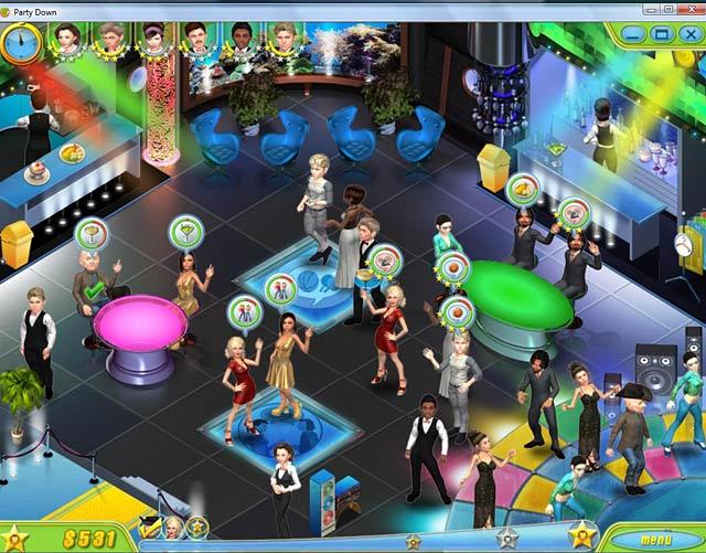 Game screenshot 2 Party Down