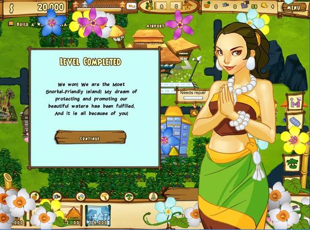 Game screenshot 2 Passport to Paradise
