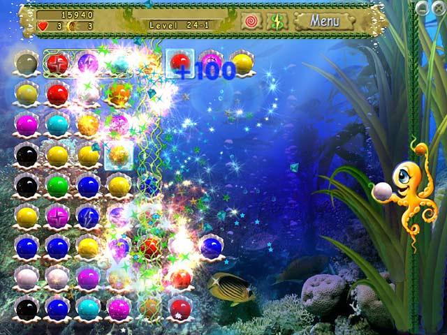 Game screenshot 2 Pearl Diversion