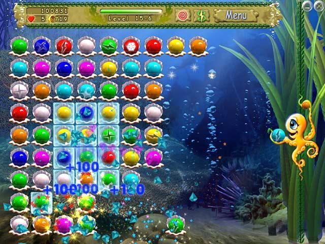 Game screenshot 3 Pearl Diversion