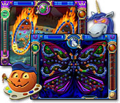free download Peggle Nights game