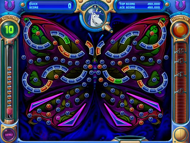 Game screenshot 1 Peggle Nights
