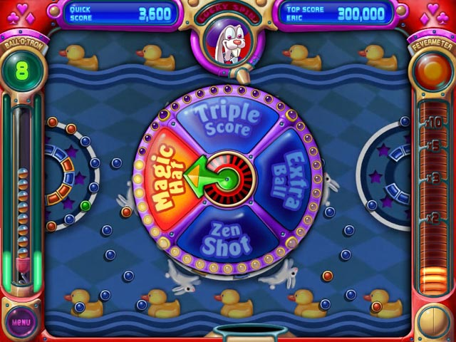 Game screenshot 1 Peggle Deluxe