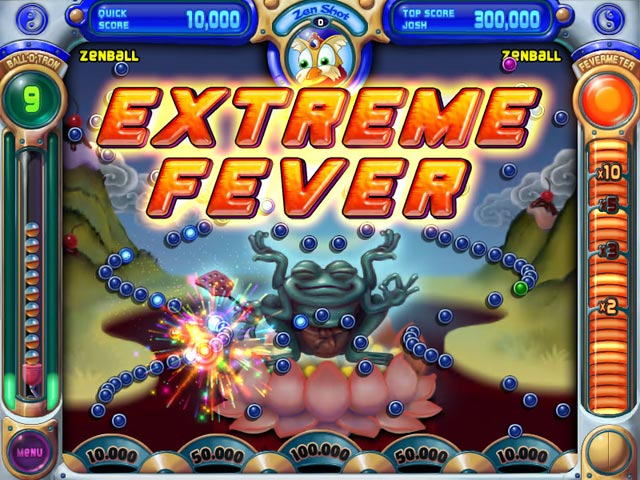 Game screenshot 2 Peggle Deluxe