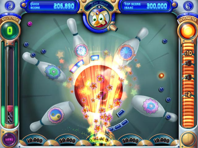 Game screenshot 3 Peggle Deluxe