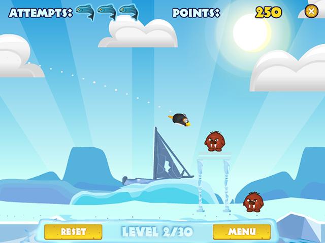 Game screenshot 3 Pengu Wars