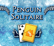 Feature screenshot game Penguin Solitaire