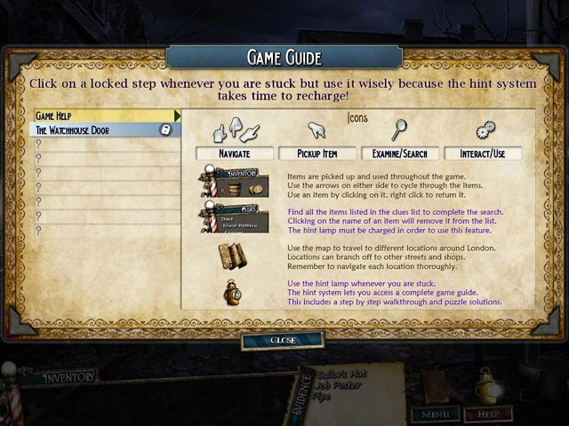 Game screenshot 2 Penny Dreadfuls: Sweeney Todd Collector`s Edition