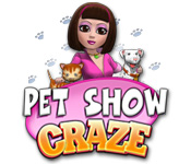 Feature screenshot game Pet Show Craze