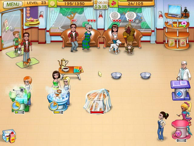 Game screenshot 2 Pet Show Craze