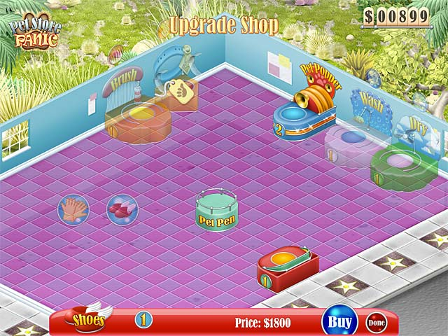 Game screenshot 3 Pet Store Panic
