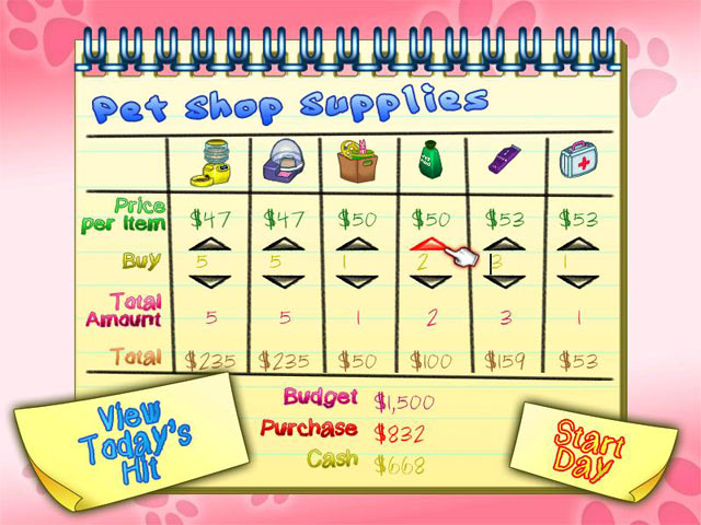 Game screenshot 2 Pets Fun House